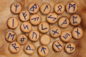 http://www.dreamstime.com/royalty-free-stock-photography-rune-set-image3986147